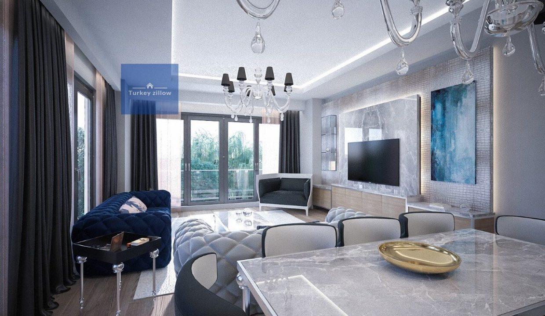 خرید آپارتمان در استانبول باشاک شهیر (4)