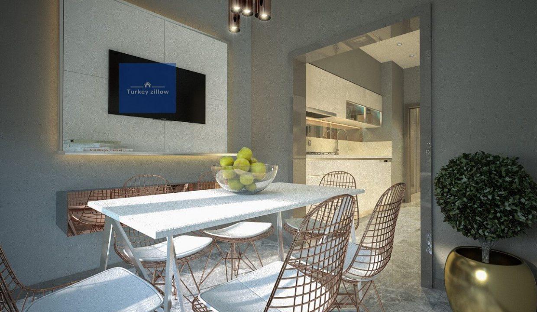 خرید آپارتمان در استانبول باشاک شهیر (6)