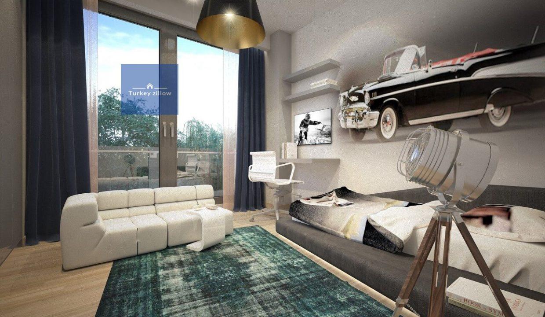خرید آپارتمان در استانبول باشاک شهیر (8)