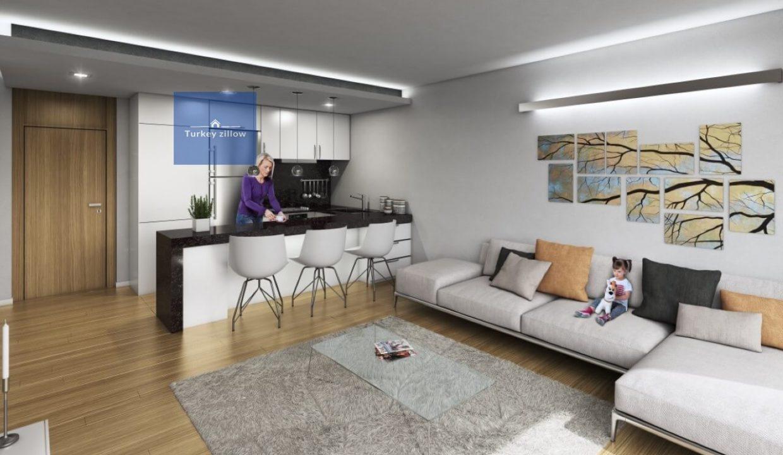 خرید آپارتمان در استانبول با شرایط اقساطی (12)