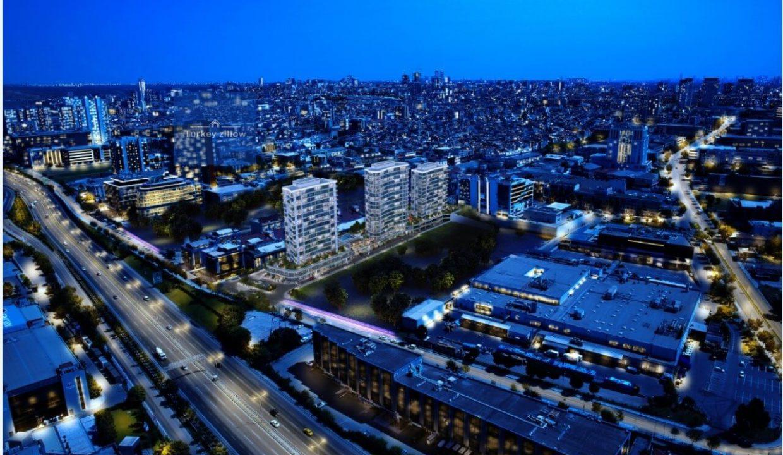 خرید آپارتمان در استانبول با شرایط اقساطی (2)