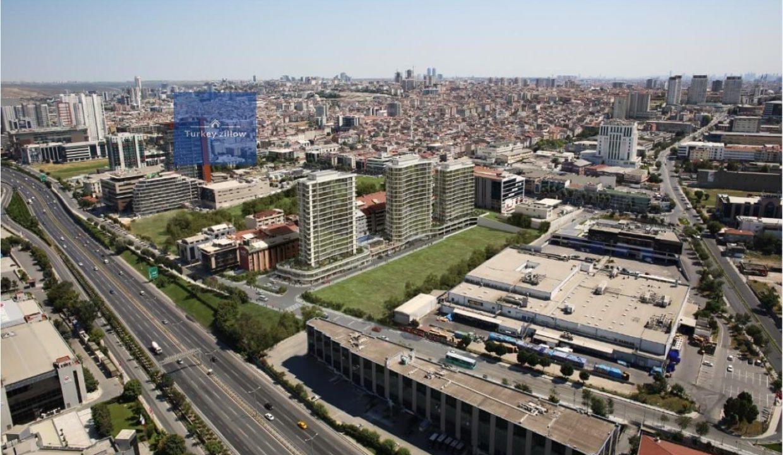 خرید آپارتمان در استانبول با شرایط اقساطی (3)