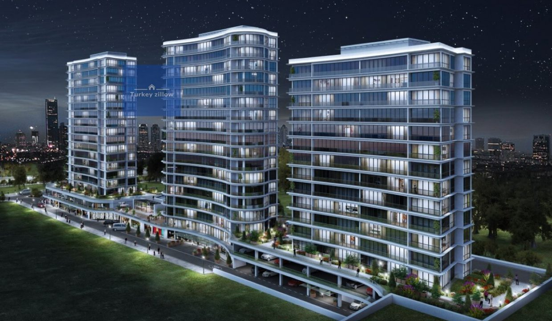 خرید آپارتمان در استانبول با شرایط اقساطی (4)