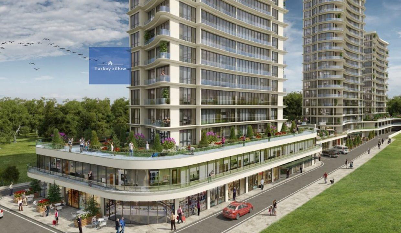 خرید آپارتمان در استانبول با شرایط اقساطی (9)