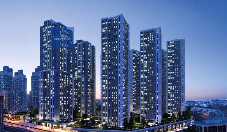خرید آپارتمان در استانبول بیلیک دوزو (1)