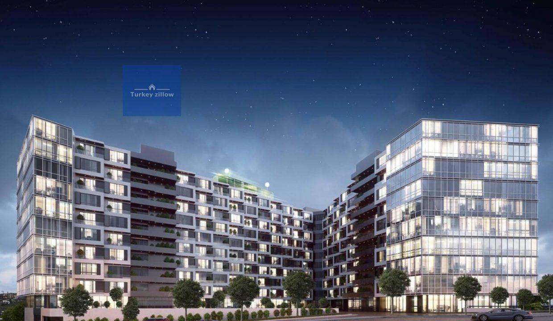 خرید آپارتمان در استانبول بیلیک دوزو (12)