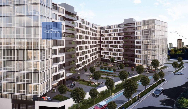 خرید آپارتمان در استانبول بیلیک دوزو (13)