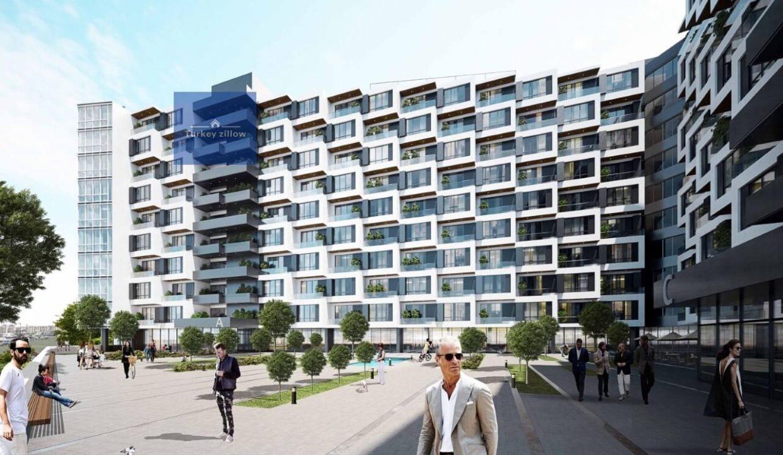 خرید آپارتمان در استانبول بیلیک دوزو (14)