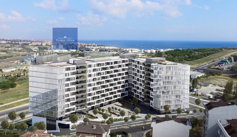 خرید آپارتمان در استانبول بیلیک دوزو (15)