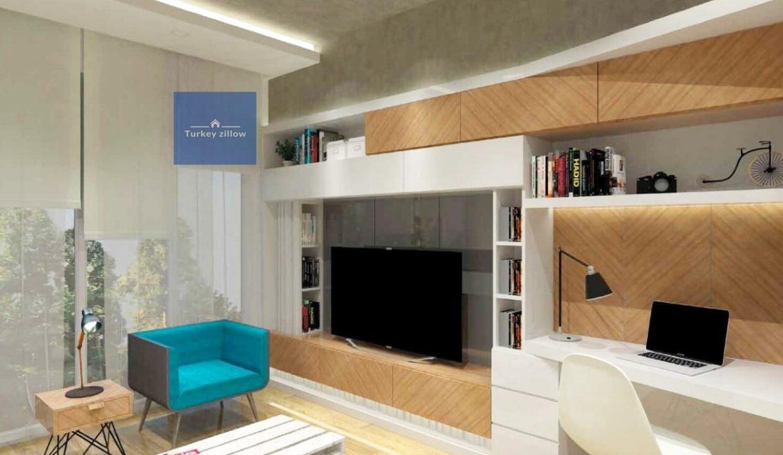 خرید آپارتمان در استانبول بیلیک دوزو (17)