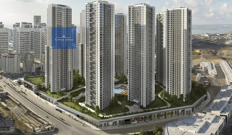خرید آپارتمان در استانبول بیلیک دوزو (2)