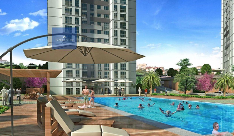 خرید آپارتمان در استانبول بیلیک دوزو (4)