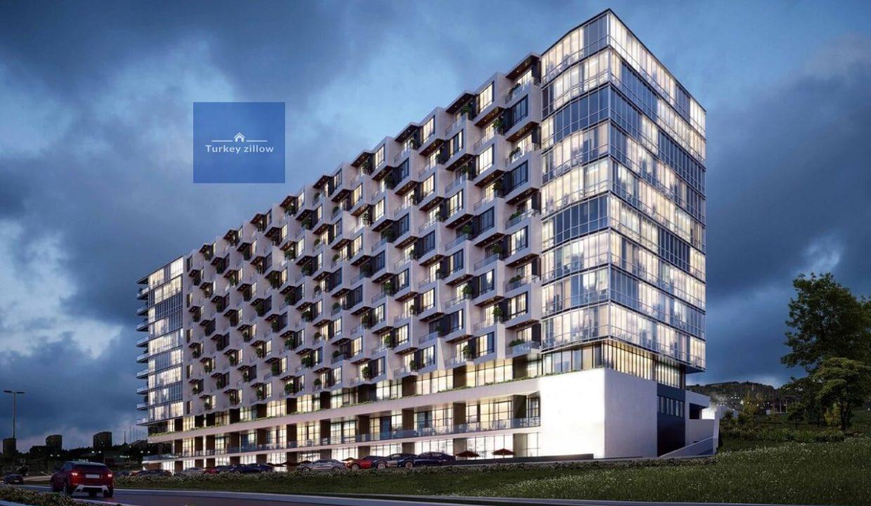 خرید آپارتمان در استانبول بیلیک دوزو (5)