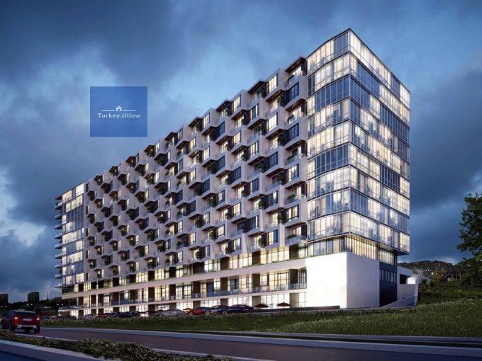 خرید آپارتمان در استانبول بیلیک دوزو