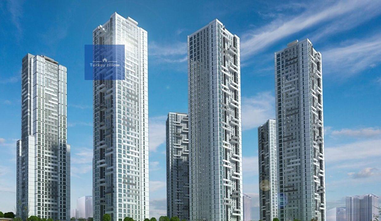 خرید آپارتمان در استانبول بیلیک دوزو (7)