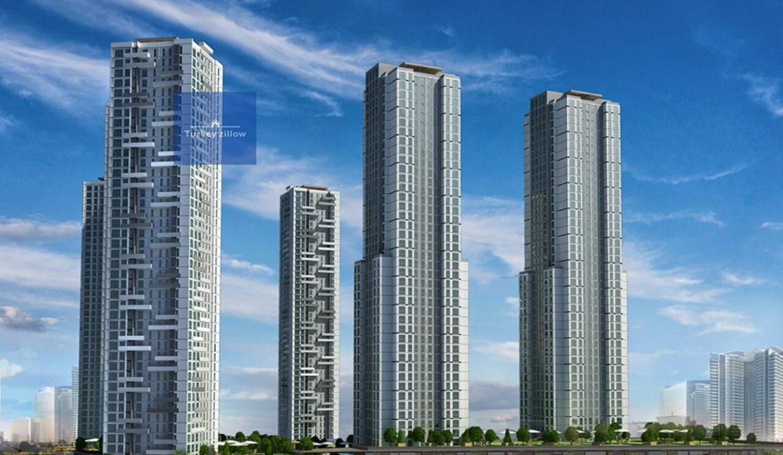 خرید آپارتمان در استانبول بیلیک دوزو (8)