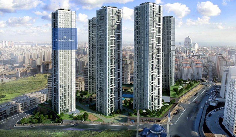 خرید آپارتمان در استانبول بیلیک دوزو (9)
