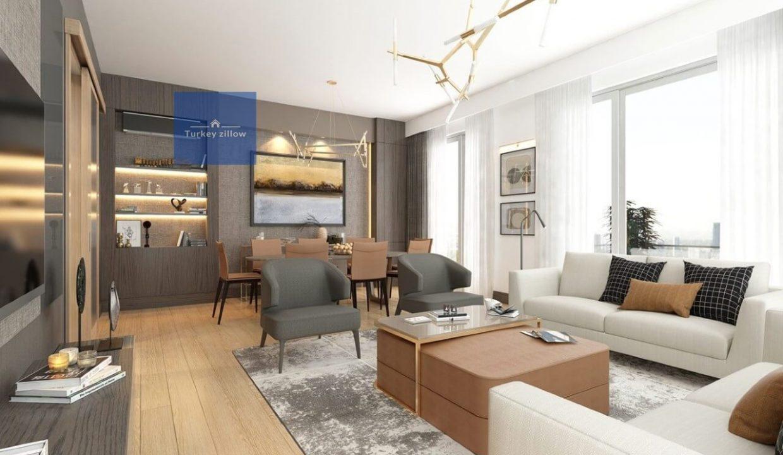 خرید آپارتمان در استانبول ترکیه (3)