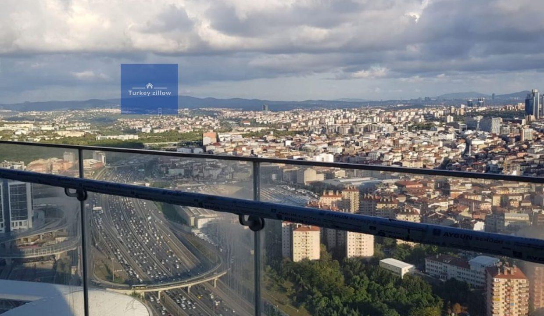 خرید آپارتمان در استانبول ماسلاک (1)