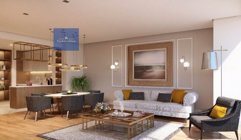 خرید آپارتمان در استانبول ماسلاک (2)