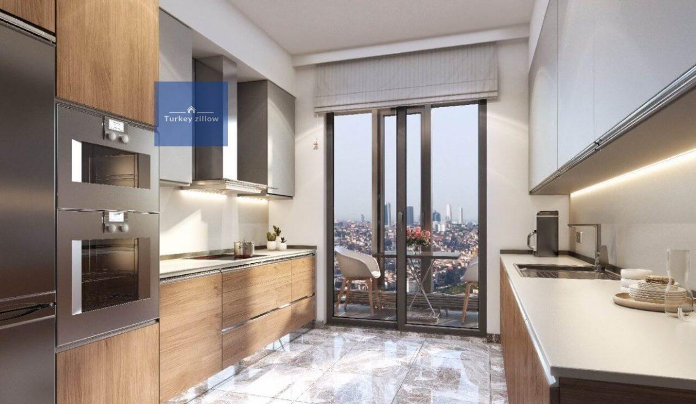 خرید آپارتمان در استانبول ماسلاک (7)