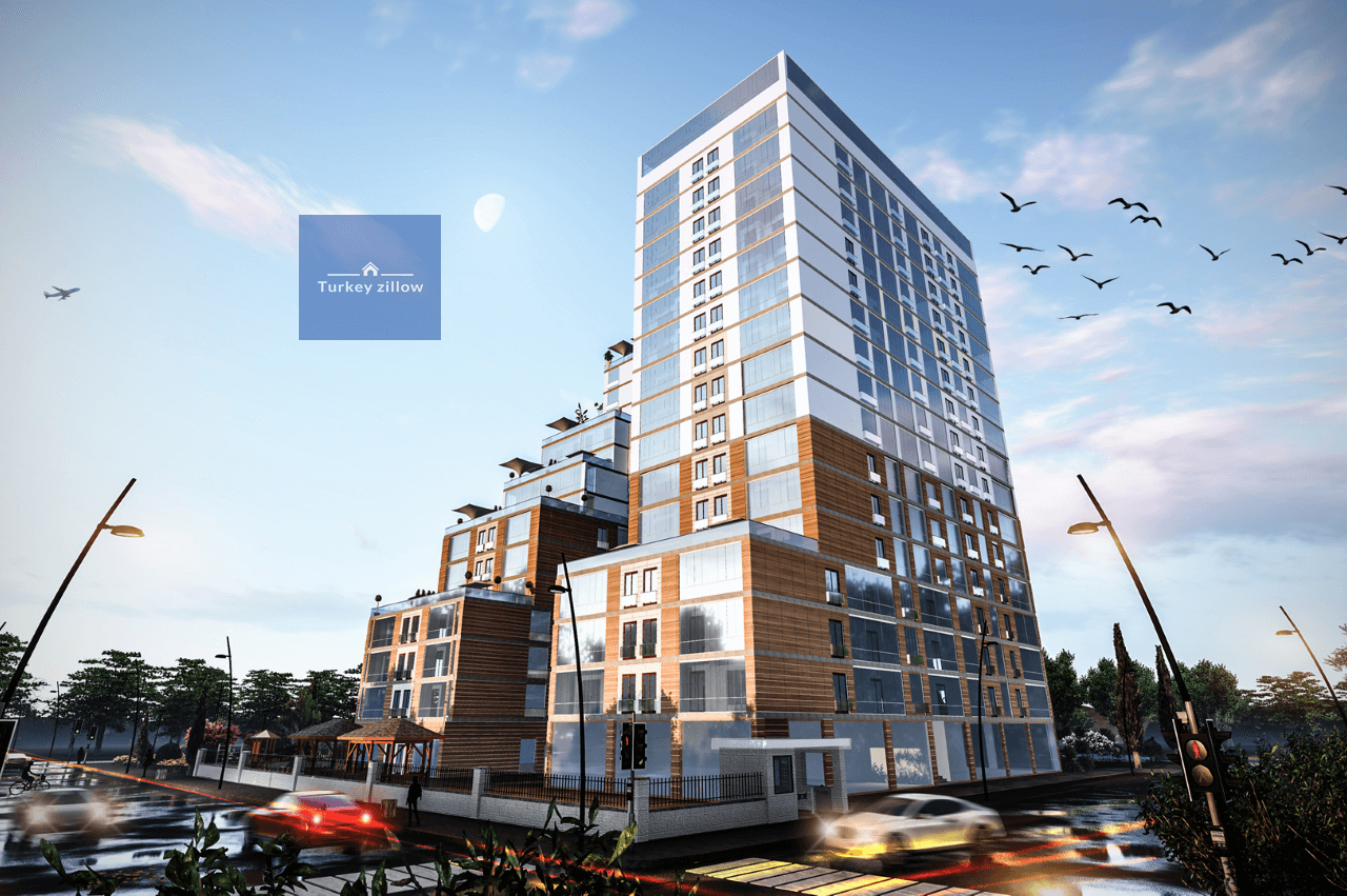 خرید خانه نوساز در استانبول ترکیه