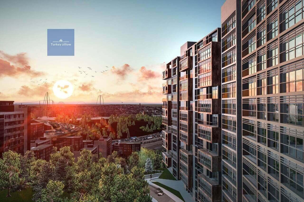 خرید آپارتمان در استانبول عثمان پاشا