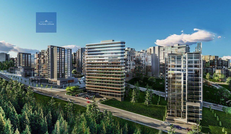 خرید آپارتمان در استانبول (18)