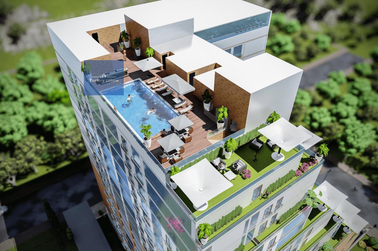 خرید خانه در غرب استانبول