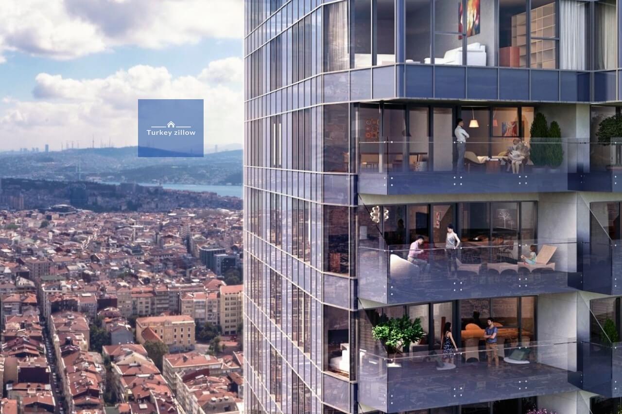 خرید آپارتمان در استانبول شیشلی