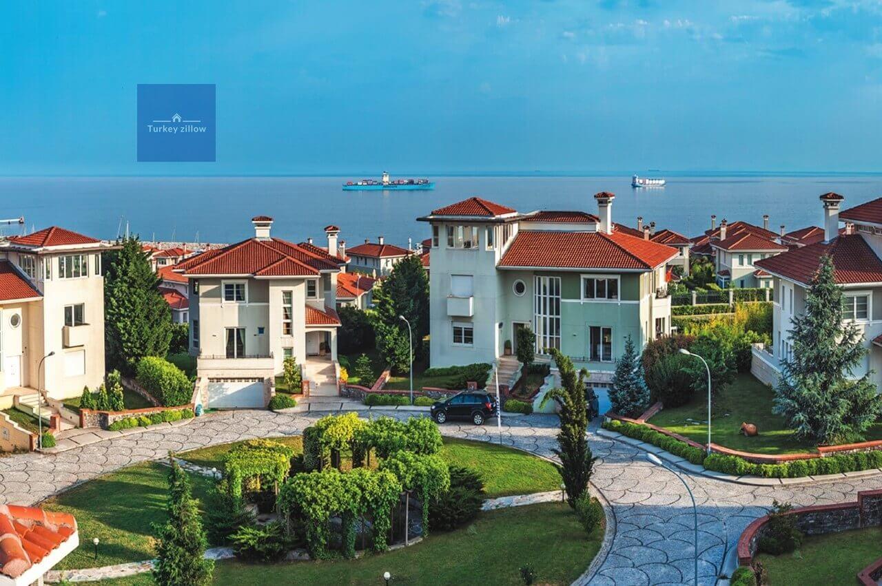 فروش ویلا در ترکیه