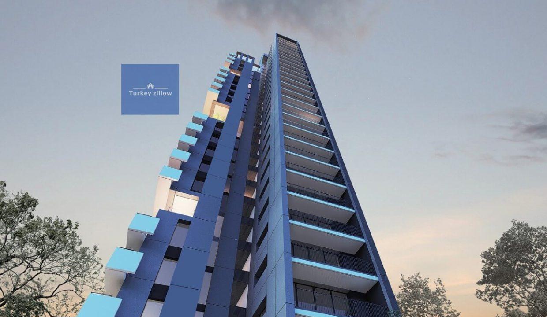 آپارتمان برای فروش در استانبول (6)