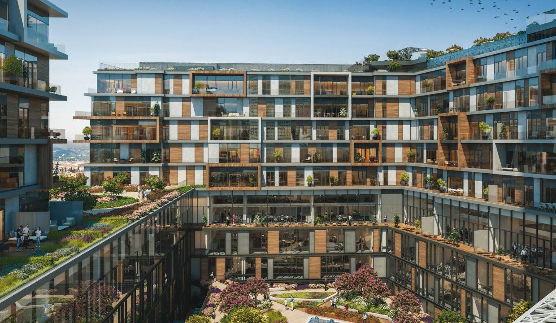 خرید آپارتمان در استانبول آسیایی یا اروپایی