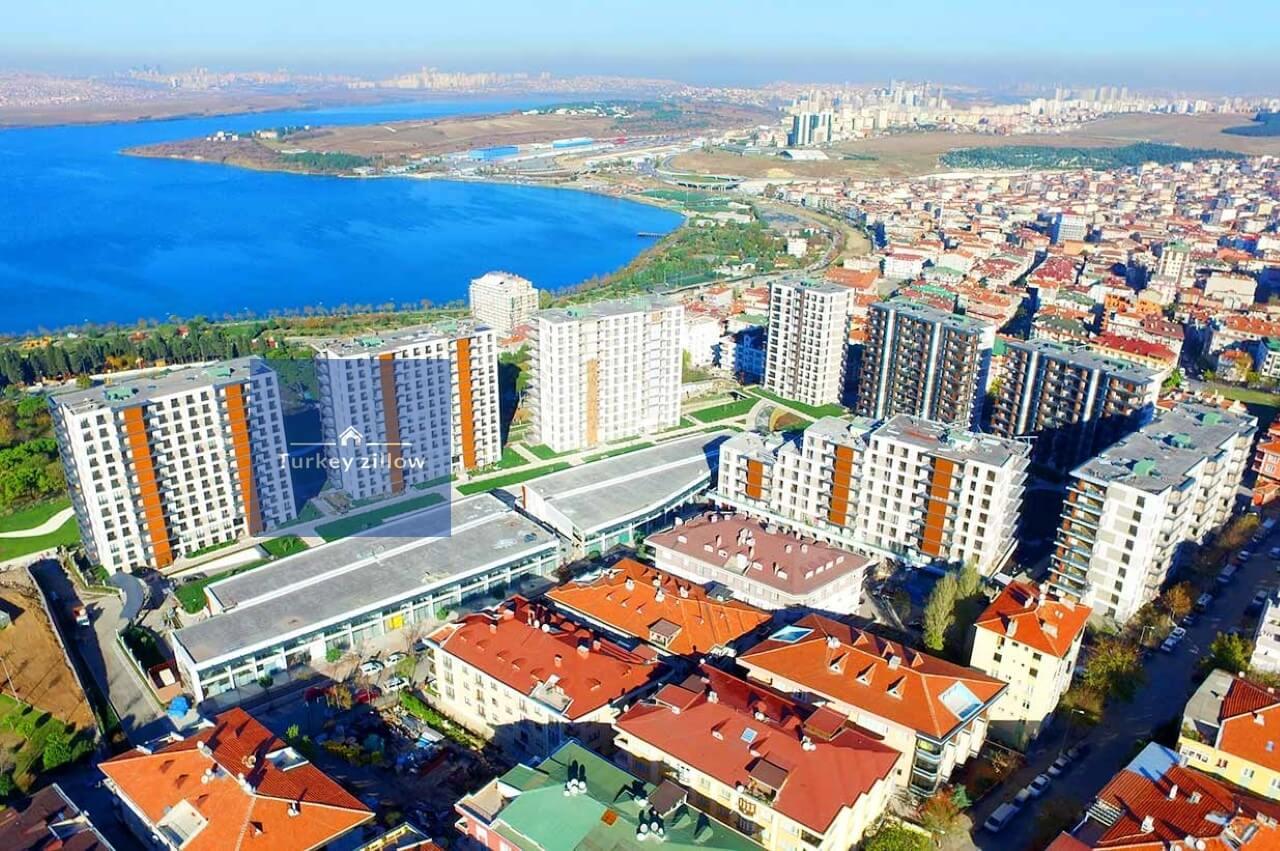 خرید آپارتمان در استانبول کوچوک چکمجه