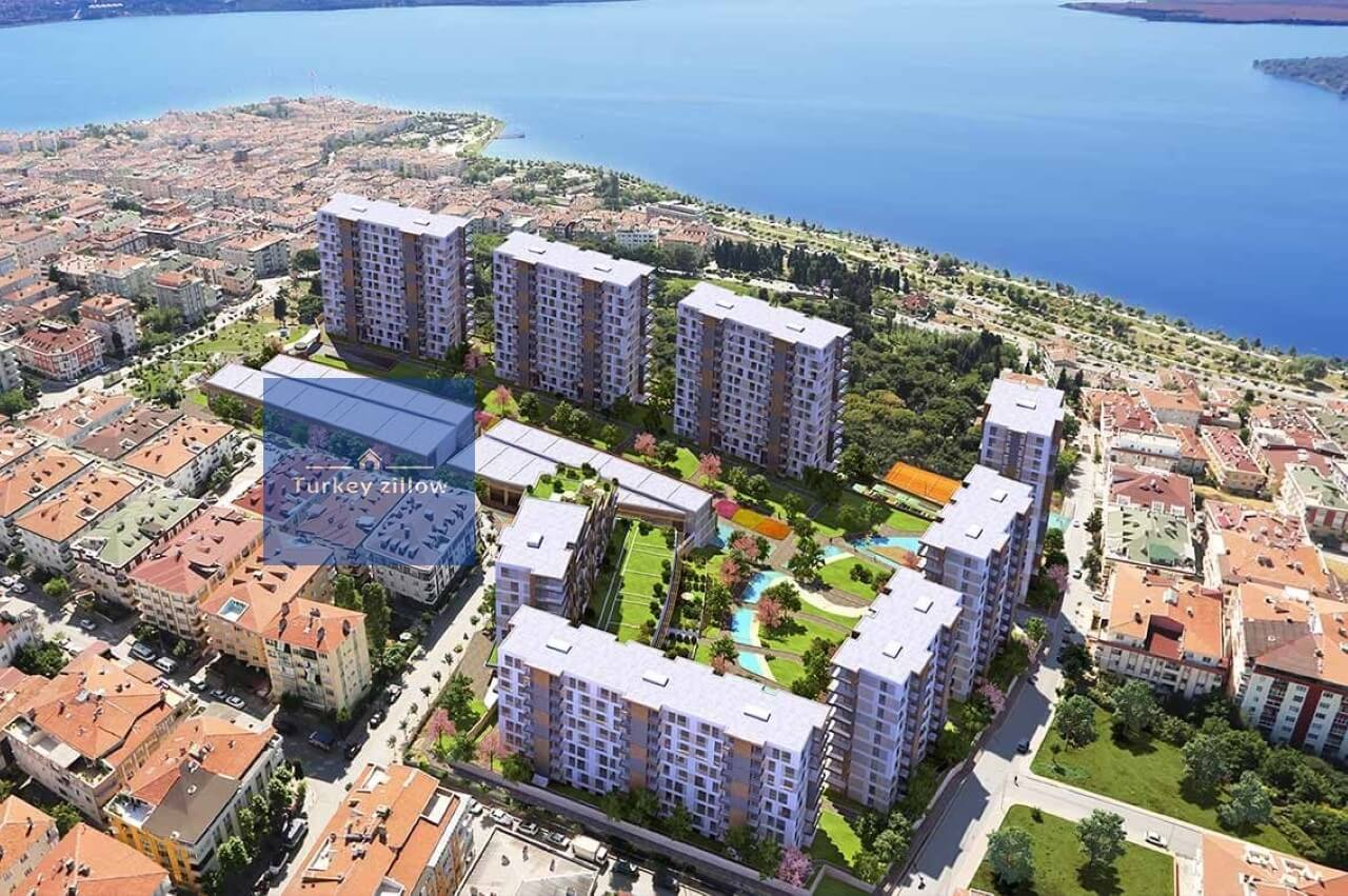 آپارتمان لوکس برای فروش در استانبول