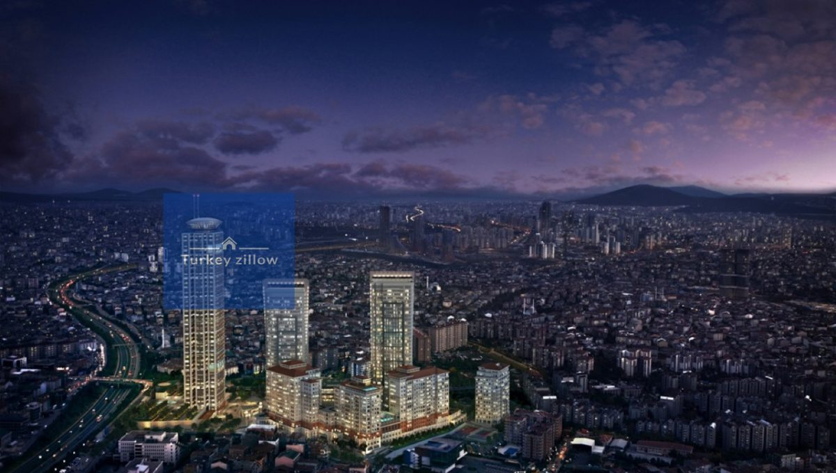 خرید آپارتمان در استانبول اسکودار