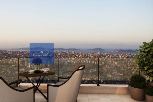 خرید آپارتمان در استانبول اسکودار (11)