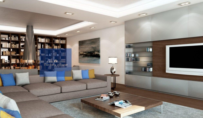خرید آپارتمان در استانبول اسکودار (17)