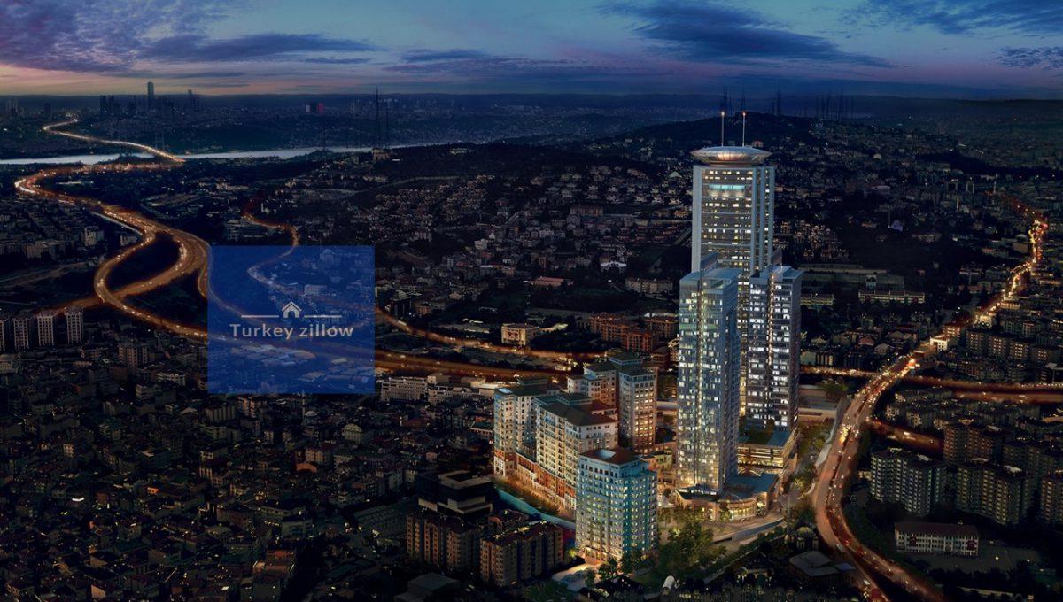 خرید آپارتمان در استانبول اسکودار (3)