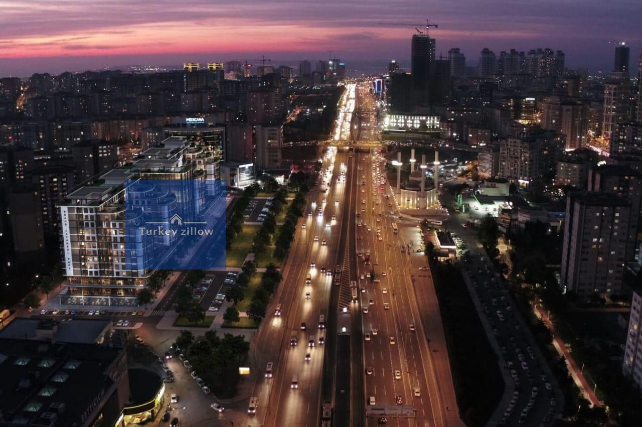 خرید آپارتمان در استانبول اقساطی