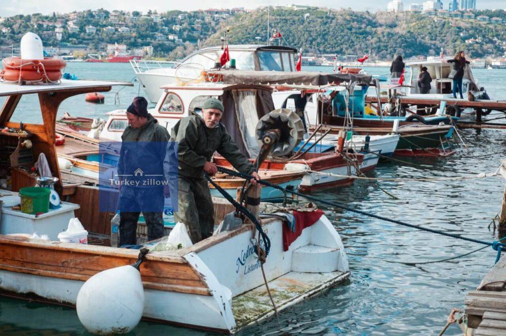 منطقه بیوک چکمجه در استانبول