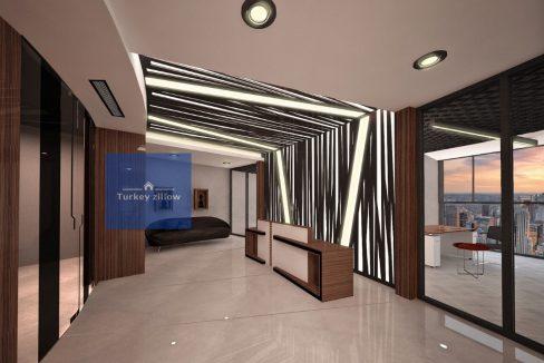آپارتمان در اسن یورت استانبول (4)