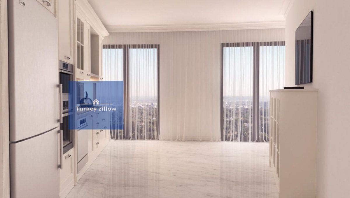 آپارتمان در اسن یورت استانبول (5)