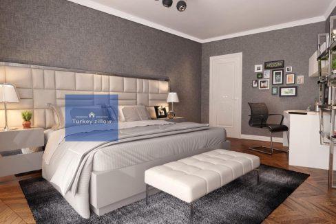 آپارتمان در اسن یورت استانبول (6)