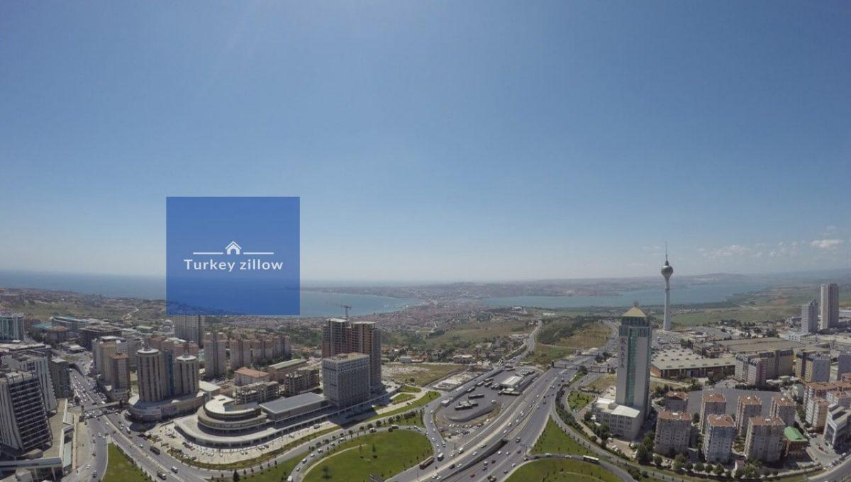 آپارتمان در اسن یورت استانبول (8)