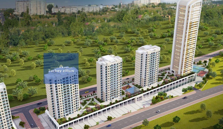 خرید آپارتمان در استانبول باهچه شهیر (10)