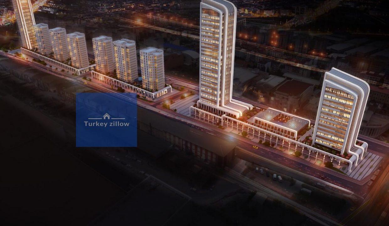 خرید آپارتمان در استانبول باهچه شهیر (3)