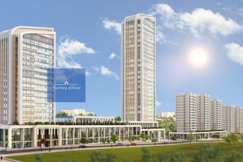 خرید آپارتمان در استانبول باهچه شهیر (31)