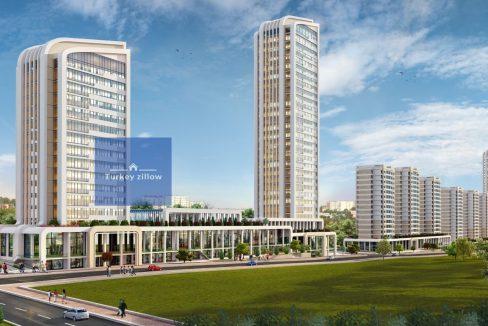 خرید آپارتمان در استانبول باهچه شهیر (4)