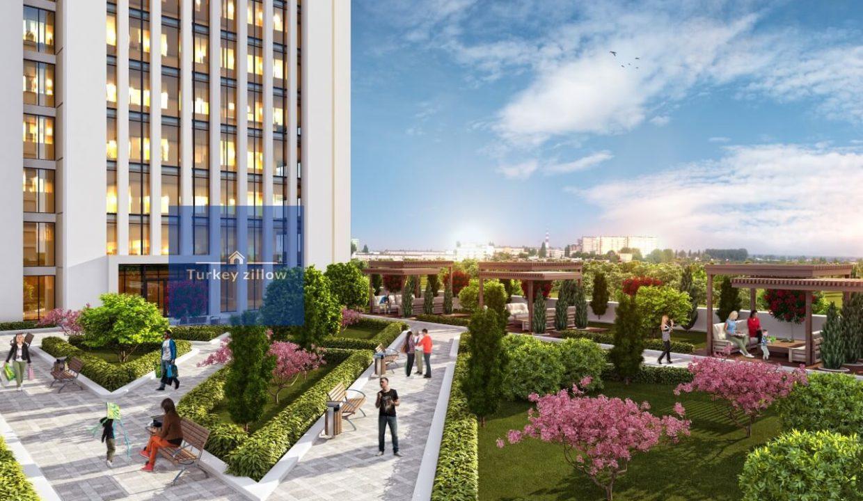 خرید آپارتمان در استانبول باهچه شهیر (5)
